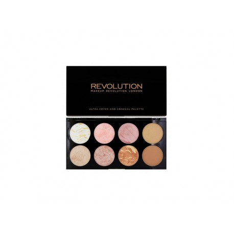 Makeup Revolution Paleta Róży Golden Sugar