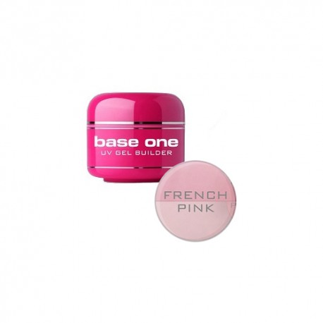 Silcare Base One UV żel budujący French Pink 30g