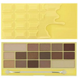 MakeUp Revolution Naked Chocolate CZEKOLADA Paleta cieni do powiek
