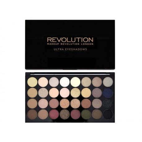 MakeUp Revolution Flawless Paleta 32 Cieni do powiek