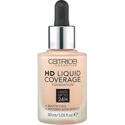 Catrice HD Liquid Coverage Foundation 010 Light Beige