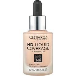 Catrice HD Liquid Coverage Foundation 040 Warm Beige