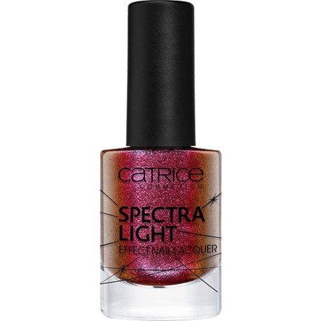 Catrice Lakier do paznokci Spectra Light Effect 04 Magma Infusion