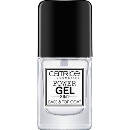 Catrice Power Gel 2in1 Base&Top Coat