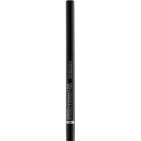 Catrice Kredka 18h Colour & Contour Eye Pencil 010 Me, My Black And I