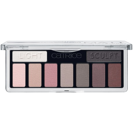 Catrice Paleta cieni do powiek The Modern Matt Collection Palette 010 The Must-Have Matts