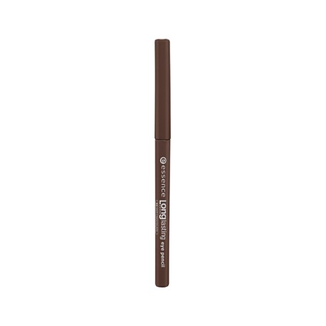 Essence long lasting eye pencil długotrwała kredka do oczu 02 Brązowa
