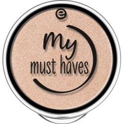 Essence My must haves cień do powiek 01 go goldie!