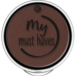 Essence My must haves cień do powiek 04 brownie'licious