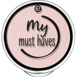 Essence My must haves cień do powiek 05 cotton candy