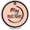 Essence My must haves cień do powiek 10 apricotta