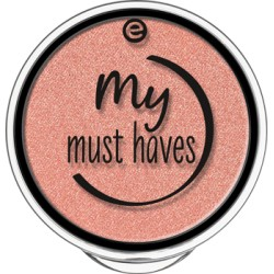 Essence My must haves cień do powiek 11 stay in coral bay