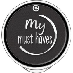 Essence My must haves cień do powiek 20 black is back