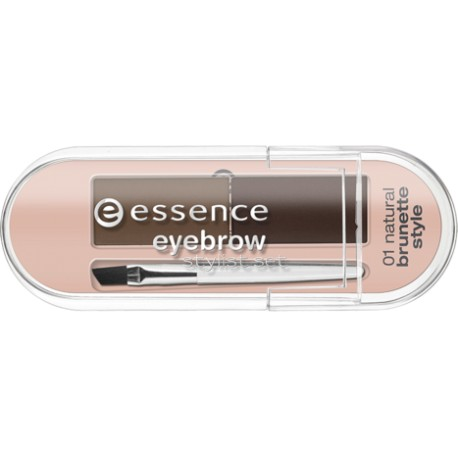 Essence Zestaw do brwi Eyebrow Stylist Set 01