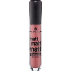 Essence Matt Matt Matt Lipgloss błyszczyk do ust 02 beauty-approved!
