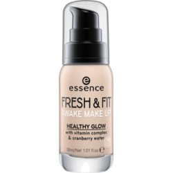 Essence podkład Fresh & Fit Awake 10 Fresh Ivory