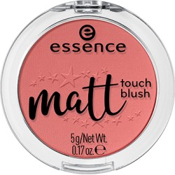 Essence Matt Touch Blush matowy róż 10 Peach Me Up!