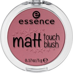 Essence Matt Touch Blush matowy róż 20 Berry Me Up!