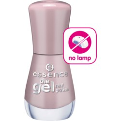Essence The Gel Nail Polish lakier do paznokci 99 tip top taupe