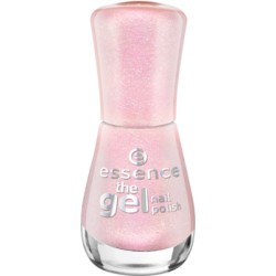 Essence The Gel Nail Polish lakier do paznokci 111 rainbow with sprinkles