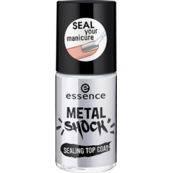 Essence Metal Shock Sealing Top Coat lakier nawierzchniowy