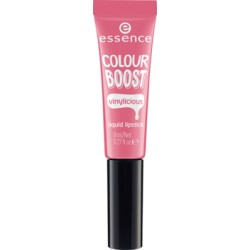 Essence Colour Boost Vinylicious Liquid Lipstick Pomadka w płynie 03 Pink Interest