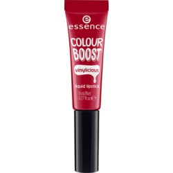 Essence Colour Boost Vinylicious Liquid Lipstick Pomadka w płynie 07 bite me if you can