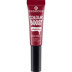 Essence Colour Boost Vinylicious Liquid Lipstick Pomadka w płynie 08 I'll make you blush