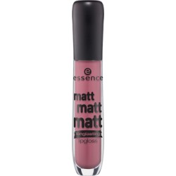 Essence Matt Matt Matt Lipgloss błyszczyk do ust 06 it's a 10!