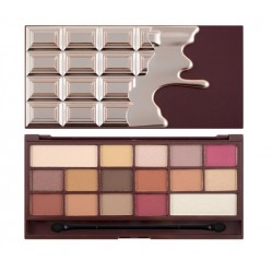 Makeup Revolution I Heart Makeup CZEKOLADA Chocolate Elixir Paleta cieni do powiek