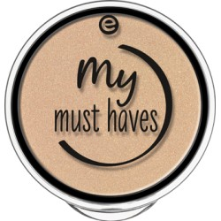Essence My must haves holo cień do powiek 01 honestly me