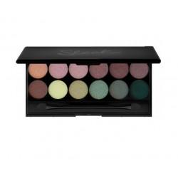Sleek MakeUp i-Divine Paleta trwałych cieni 447 Garden Of Eden