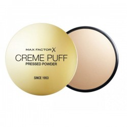 Puder Max Factor Creme Puff 41 Medium Beige