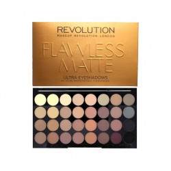 Paleta 32 cieni MAKEUP REVOLUTION Flawless Matte