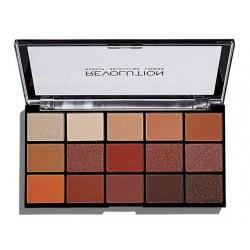 Makeup Revolution Re-loaded Iconic Fever paleta cieni do powiek