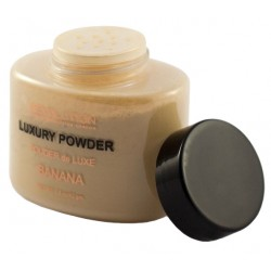 Makeup Revolution Luxury Banana Powder sypki puder do twarzy