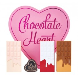 Makeup Revolution Chocolate Heart Zestaw prezentowy