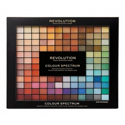 Makeup Revolution 196 Colour Spectrum Palette paleta 196 cieni do powiek