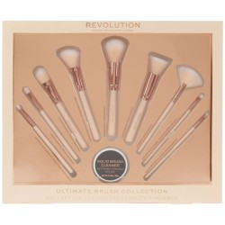 Makeup Revolution Brush Collection zestaw pędzli do makijażu