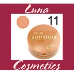 Bourjois Blush róż wypiekany 11 BRUN ILLUSION