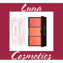 SLEEK Blush by 3 Paleta róży Californ.I.A