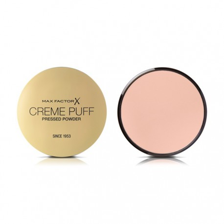 MAX FACTOR CREME PUFF Puder prasowany - 85 LIGHT N GAY 21g