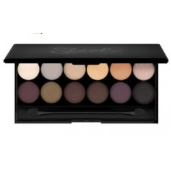 Sleek MakeUp i-Divine Paleta trwałych cieni 601 Au Naturel